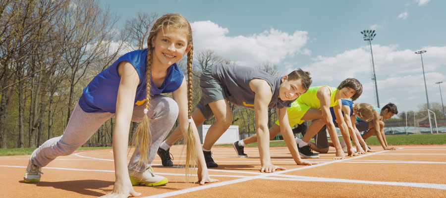 Are you worried about how  much training your kids do?